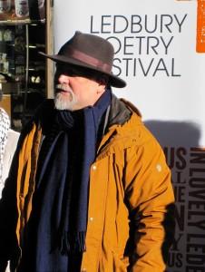 Ledbury Talking Poetry - Poetry Salons