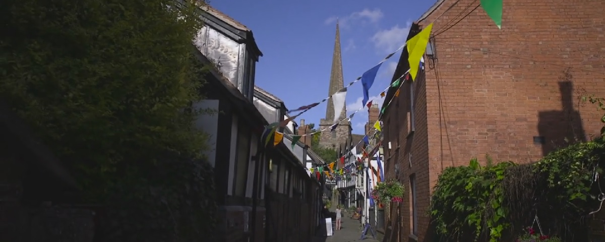 Ledbury Poetry Festival in The Community
