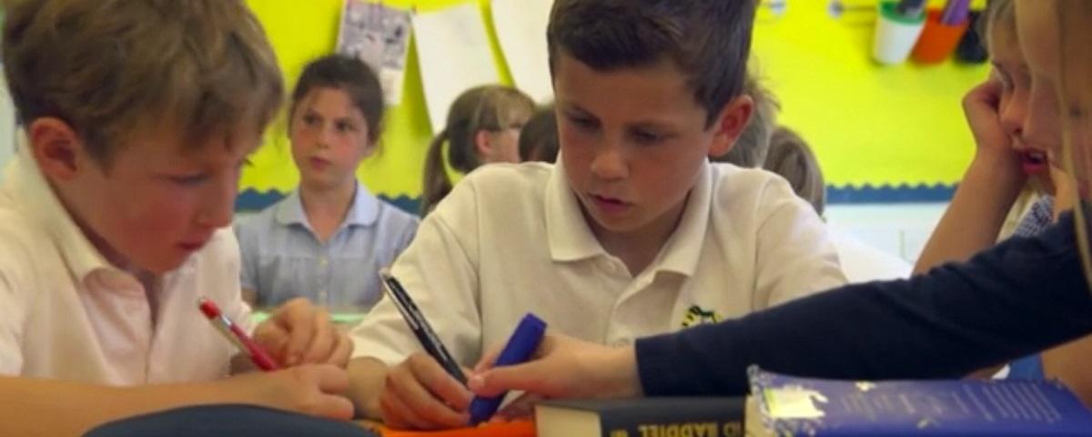 Ledbury Poetry Festival in Schools