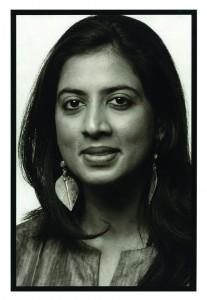 Arundhathi Subramaniam (Tineke de Lange)