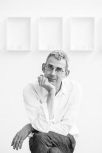 Edmund de Waal by Ben Mckee, 2015