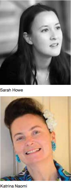 Sarah Howe and Katrina Naomi