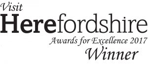 Visit Herefordshire Award for Excellence 2017