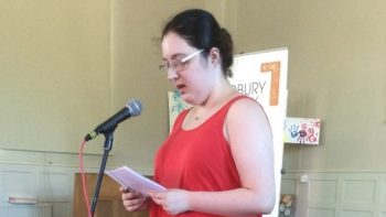 Permalink to: Young Poet in Residence Eloise Unerman