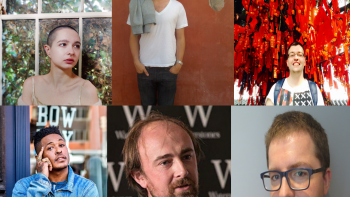 Permalink to: JUDGES' REFLECTIONS – LEDBURY FORTE POETRY PRIZE FOR SECOND COLLECTIONS